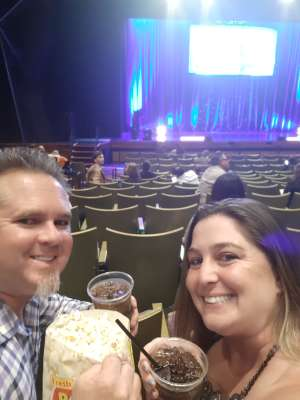 Heidi attended The Illusionists - Live From Broadway (touring) on Mar 6th 2020 via VetTix