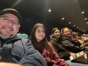 Tino attended The Illusionists - Live From Broadway (touring) on Mar 6th 2020 via VetTix