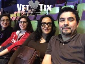 Awesome Show attended The Illusionists - Live From Broadway (touring) on Mar 6th 2020 via VetTix