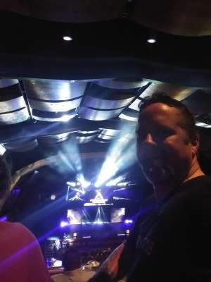 Allen attended The Illusionists - Live From Broadway (touring) on Mar 6th 2020 via VetTix