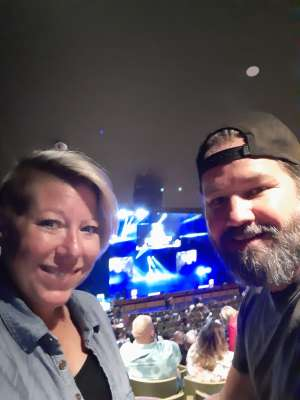 Rob attended The Illusionists - Live From Broadway (touring) on Mar 6th 2020 via VetTix