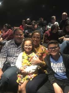 Kari attended The Illusionists - Live From Broadway (touring) on Mar 6th 2020 via VetTix