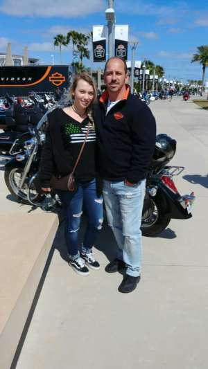 roland gregoire attended SUPERCROSS | RESERVED SEATING -  on Mar 7th 2020 via VetTix