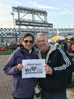 Keith Barbaccia attended SUPERCROSS | RESERVED SEATING -  on Mar 7th 2020 via VetTix