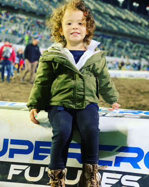 Brittany attended SUPERCROSS | RESERVED SEATING -  on Mar 7th 2020 via VetTix