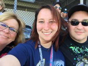 Heather attended SUPERCROSS | RESERVED SEATING -  on Mar 7th 2020 via VetTix
