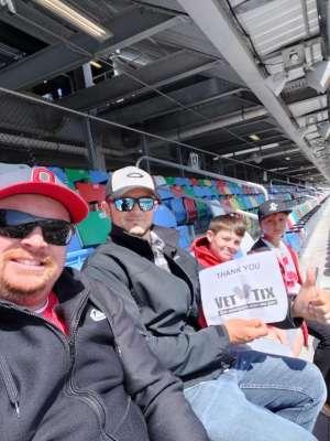 Daytona Supercross attended SUPERCROSS | RESERVED SEATING -  on Mar 7th 2020 via VetTix