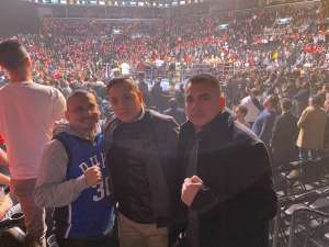 Paul C attended Premier Boxing Champions: Adam Kownacki vs. Robert Helenius on Mar 7th 2020 via VetTix