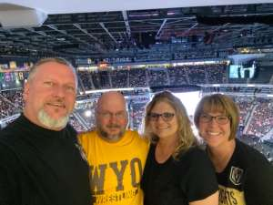 Dave attended UFC 248 on Mar 7th 2020 via VetTix