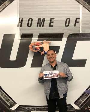 Mike_tha_man attended UFC 248 on Mar 7th 2020 via VetTix