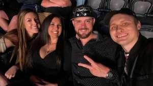 Travis attended UFC 248 on Mar 7th 2020 via VetTix