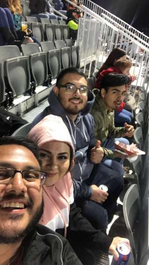 Johnny attended Austin Bold FC vs. New Mexico United - USL on Mar 7th 2020 via VetTix