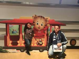 Bryan attended Daniel Tiger's Neighborhood Live: Neighbor Day on Mar 3rd 2020 via VetTix