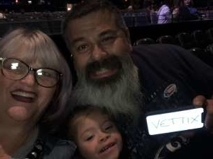 Mark Rodriguez  attended Daniel Tiger's Neighborhood Live: Neighbor Day on Mar 3rd 2020 via VetTix
