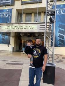 Martin Beltran attended Daniel Tiger's Neighborhood Live: Neighbor Day on Mar 3rd 2020 via VetTix