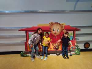 Daniel attended Daniel Tiger's Neighborhood Live: Neighbor Day on Mar 3rd 2020 via VetTix