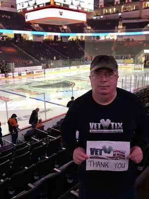 Click To Read More Feedback from Lehigh Valley Phantoms vs. Bridgeport Sound Tigers - AHL