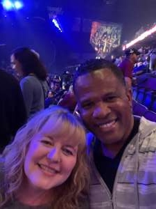 Dimithius Caldwell  attended KISS: End of the Road World Tour on Mar 2nd 2020 via VetTix
