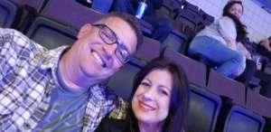 Cathy attended KISS: End of the Road World Tour on Mar 2nd 2020 via VetTix