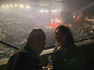 Rich attended KISS: End of the Road World Tour on Mar 2nd 2020 via VetTix