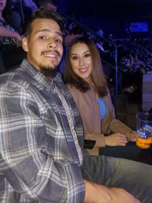 Alex Rodriguez attended KISS: End of the Road World Tour on Mar 2nd 2020 via VetTix
