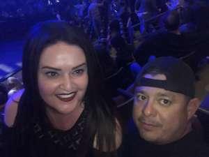Jorge Velasquez attended KISS: End of the Road World Tour on Mar 2nd 2020 via VetTix