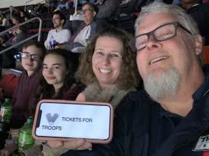 Brian B attended NC State vs. Wake Forest - NCAA Men's Basketball on Mar 6th 2020 via VetTix