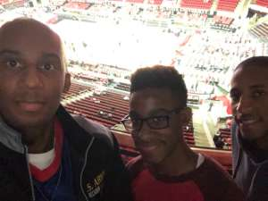 Stephen Campbell attended NC State vs. Wake Forest - NCAA Men's Basketball on Mar 6th 2020 via VetTix