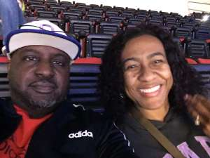 Corey attended NC State vs. Wake Forest - NCAA Men's Basketball on Mar 6th 2020 via VetTix