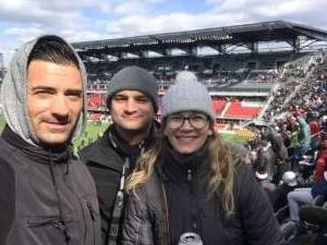Nick attended DC United vs. Inter Miami CF - MLS on Mar 7th 2020 via VetTix