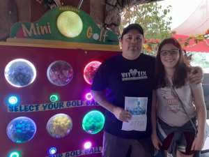 Jason attended Golfland - One Game of Mini Golf: *** See Special Instructions *** on Mar 6th 2020 via VetTix
