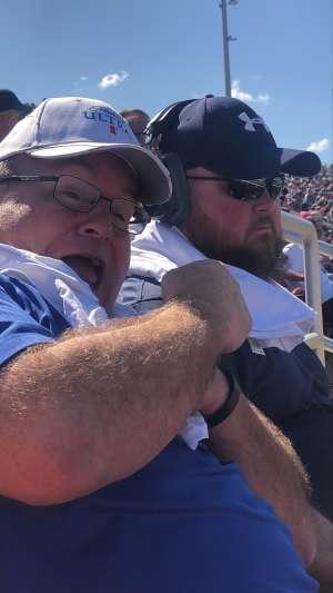Chad attended Fanshield 500 - KB100 Kurt Busch Fan Appreciation Tickets - NASCAR Cup Series on Mar 8th 2020 via VetTix