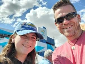 Michael attended Fanshield 500 - KB100 Kurt Busch Fan Appreciation Tickets - NASCAR Cup Series on Mar 8th 2020 via VetTix
