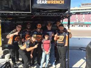 Tom Berezny attended Fanshield 500 - KB100 Kurt Busch Fan Appreciation Tickets - NASCAR Cup Series on Mar 8th 2020 via VetTix
