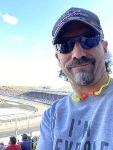 Tom attended Fanshield 500 - KB100 Kurt Busch Fan Appreciation Tickets - NASCAR Cup Series on Mar 8th 2020 via VetTix
