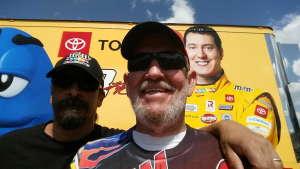 Bill attended Fanshield 500 - KB100 Kurt Busch Fan Appreciation Tickets - NASCAR Cup Series on Mar 8th 2020 via VetTix