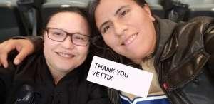 Alissa attended Tucson Roadrunners vs. San Diego Gulls - AHL on Mar 11th 2020 via VetTix