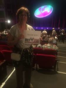 Theresa attended LA Cage at Herberger Theater on Mar 7th 2020 via VetTix