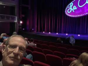 Tom attended LA Cage at Herberger Theater on Mar 13th 2020 via VetTix