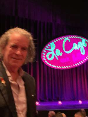 LA Cage at Herberger Theater attended LA Cage at Herberger Theater on Mar 6th 2020 via VetTix