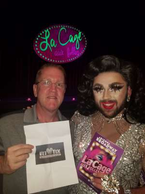 Yes attended LA Cage at Herberger Theater on Mar 6th 2020 via VetTix