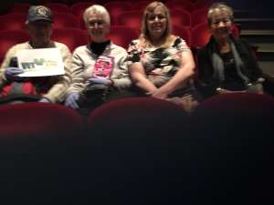 Tom attended La Cage at Herberger Theater on Mar 15th 2020 via VetTix