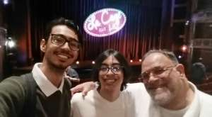 Carlos Munoz Jr. attended La Cage at Herberger Theater on Mar 14th 2020 via VetTix