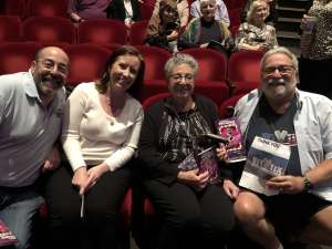 Greg  attended La Cage at Herberger Theater on Mar 14th 2020 via VetTix