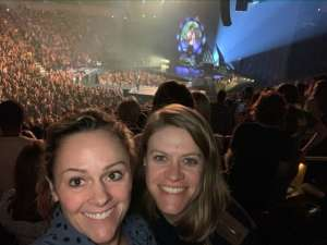 Jessica attended The Lumineers Iii: the World Tour on Mar 10th 2020 via VetTix