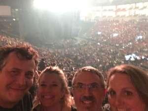 Matthew Coady attended The Lumineers Iii: the World Tour on Mar 10th 2020 via VetTix
