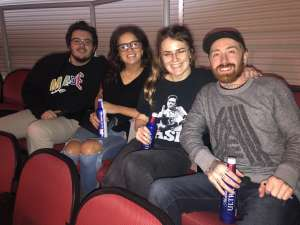Earl Gregg attended The Lumineers Iii: the World Tour on Mar 10th 2020 via VetTix