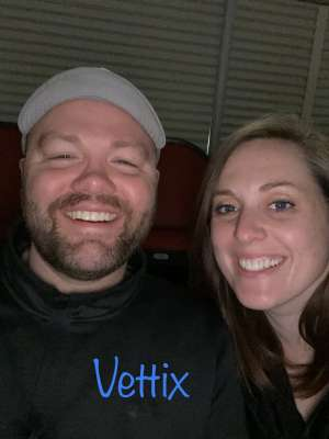 The White attended The Lumineers Iii: the World Tour on Mar 10th 2020 via VetTix