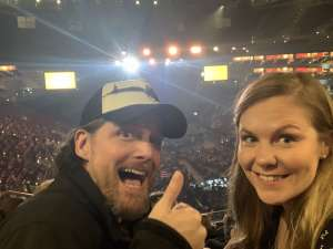 Maria attended The Lumineers Iii: the World Tour on Mar 10th 2020 via VetTix