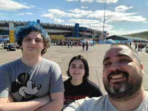 William attended Fanshield 500 - NASCAR Cup Series on Mar 8th 2020 via VetTix
